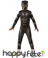 Costume de Black Panther pour enfant, Infinity War