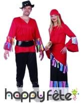 Costume de Bohémien
