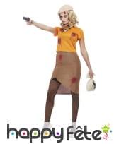 Costume de Bonnie tâché de sang pour femme, image 1