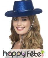 Chapeau de cowboy à paillettes, image 10