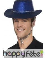 Chapeau de cowboy à paillettes, image 9