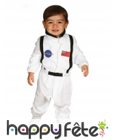 Combinaison de cosmonaute pour bébé