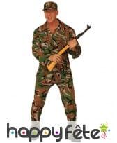 Costume de camouflage homme, image 1