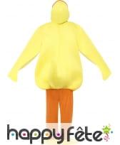 Costume de canard jaune, image 2