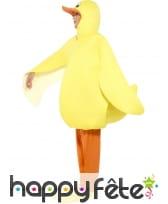 Costume de canard jaune, image 3