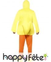 Costume de canard jaune, image 4