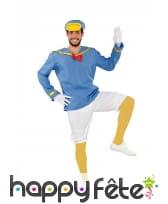 Costume de canard marin pour homme