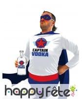 Costume de Captain Vodka