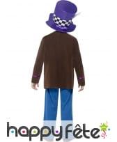 Costume de chapelier pour enfant garçon, image 1