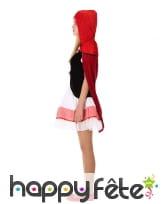 Costume de chaperon rouge pour ado, image 1