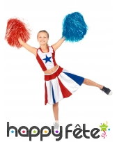 Costume de cheerleaders pour enfant, image 1