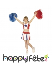 Costume de cheerleaders pour enfant