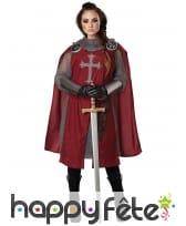 Costume de chevalier médiéval pour homme, image 1