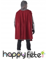 Costume de chevalier médiéval pour homme, image 3