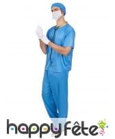 Costume de chirurgien pour homme, image 1