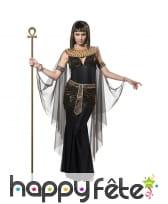 Costume de Cléopâtre noir