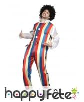 Costume de clown poignardé