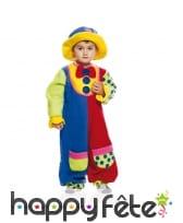 Costume de clown pour tout petit