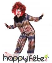Costume de clown tueur pour garçon