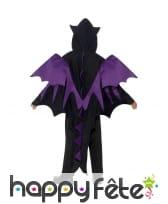 Costume de créature des bois ailée pour enfant, image 1