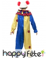 Costume du Clown pour enfant, chair de poule, image 1