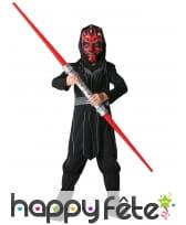 Costume de Dark Maul pour enfant