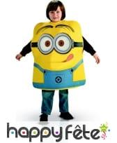 Costume de Dave pour enfant, Moi moche et méchant