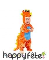 Costume de dragon pour bébé