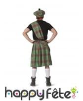 Costume d'écossais vert pour adulte, image 1
