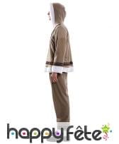 Costume d'esquimau pour adulte, image 1