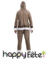 Costume d'esquimau pour adulte, image 2