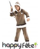 Costume d'esquimau pour garçon