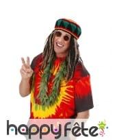 Collier de feuilles de cannabis