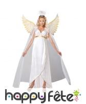 Costume de femme ange gardien
