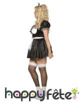 Costume de femme de ménage sexy française, image 1