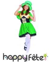 Costume de femme leprechaun, image 3