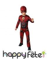 Costume de Flash pour enfant, Justice league