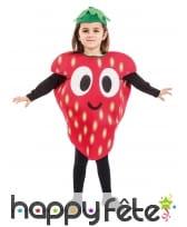 Costume de fraise pour enfant