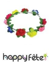Couronne de fleurs hawaïennes, image 1