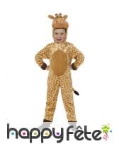 Combinaison de girafe pour enfant, image 1