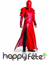 Costume de garde prétorien luxe pour homme