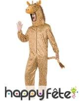 Costume de girafe