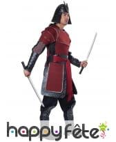 Costume de guerrier samourai pour homme, image 1