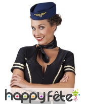 Coiffe d'hôtesse de l'air, image 2