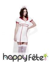 Costume d'infirmière, jeux de rôle sexy