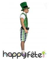 Costume d'Irlandais pour adulte, image 1