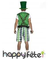 Costume d'Irlandais pour adulte, image 2