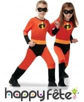 Costume des Indestructibles pour enfant