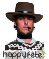 Chapeau de justicier western