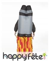 Combinaison de Jet Pack gonflable pour enfant, image 1